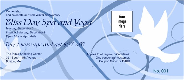 Blue Doves Coupon 2