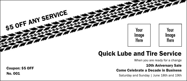 Tiretrack Coupon