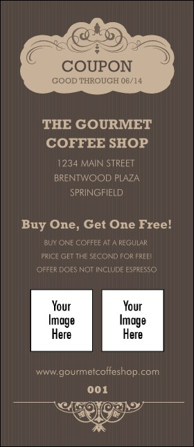 Coffee Coupon