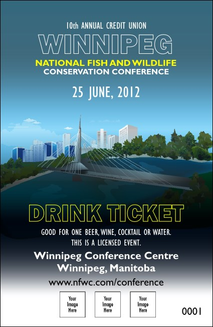 Winnipeg Drink Ticket